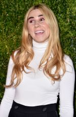 Zosia Mamet At Through Her Lens The Tribeca Chanel Women