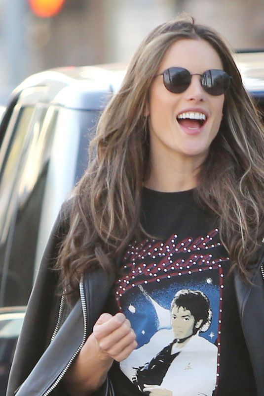 Alessandra Ambrosio Out and about in LA