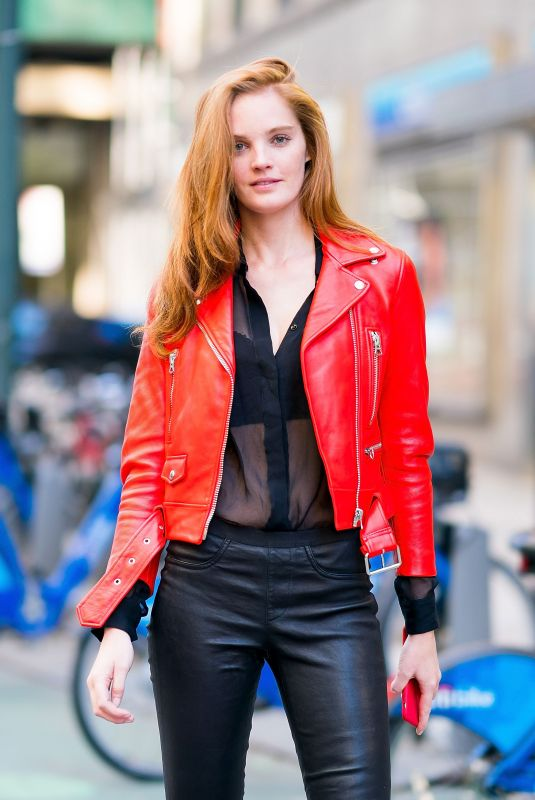 Alexina Graham Attend fittings for the 2018 Victoria