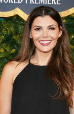 Ali Landry At The Nutcracker and the Four Realms film premiere in Los Angeles