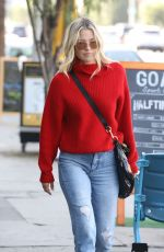 Ali Larter Out in West Hollywood