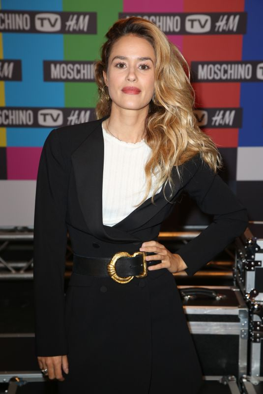 Alice David At Moschino x H&M Launch Party in Paris