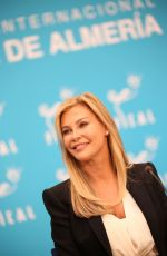 Alison Doody At the opening ceremony of her star on the Almeria Walk of Fame during the Almeria Film Festival 2018 in Ameria, Spain