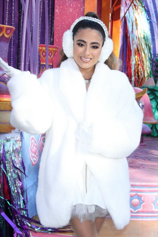 Ally Brooke At 92nd annual Macy