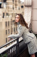 Alycia Debnam-Carey At Jake Rosenberg Photoshoot for Coveteur 2018