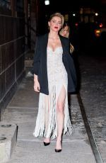 Amber Heard Out and about in NYC