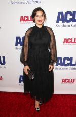America Ferrera At ACLU Bill of Rights Dinner, Los Angeles