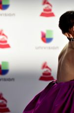 Ana De La Reguera At The 19th Annual Latin GRAMMY Awards in Las Vegas