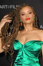 Andra Day At LACMA Art and Film Gala, Los Angeles