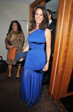 Andrea McLean At Dancing With Heroes charity fundraiser, London, UK