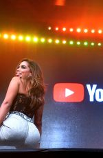 Anitta Attends YouTube Music: Ritmo Global - A Celebration of Latin Music at Jewel Nightclub in Las Vegas