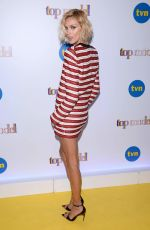 Anja Rubik At Top Model TV Show in Warsaw