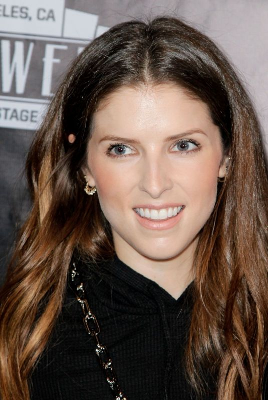 Anna Kendrick At