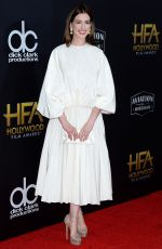 Anne Hathaway At 22nd Annual Hollywood Film Awards in Beverly Hills