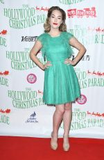 Annika Noelle At 87th Annual Hollywood Christmas Parade, Los Angeles