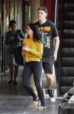 Ariel Winter Out in Studio City