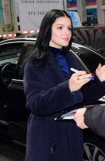Ariel Winter Out New York City