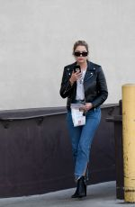 Ashley Benson Out in West Hollywood