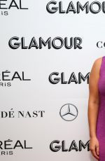 Ashley Graham At the Glamour Women Of The Year Summit in New York