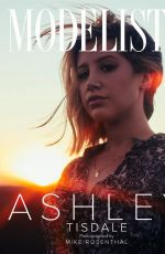 Ashley Tisdale For Modeliste Magazine December 2018