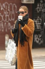 Ashley Tisdale Out & about in Tribeca