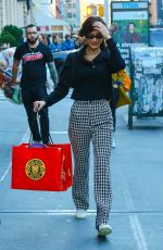 Bella Hadid Out and about in New York City