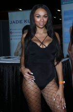 Bethany Benz At EXXXOTICA Expo 2018 Day 1 at New Jersey Convention and Exposition Center
