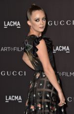 Billie Lourd At The 2018 LACMA Art + Film Gala in Los Angeles