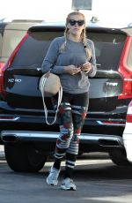 Busy Philipps Spotted on a coffee run in Los Angeles