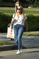 Busy Philipps Stepping out with wet hair in LA