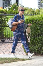 Busy Philipps Steps out in Los Angeles