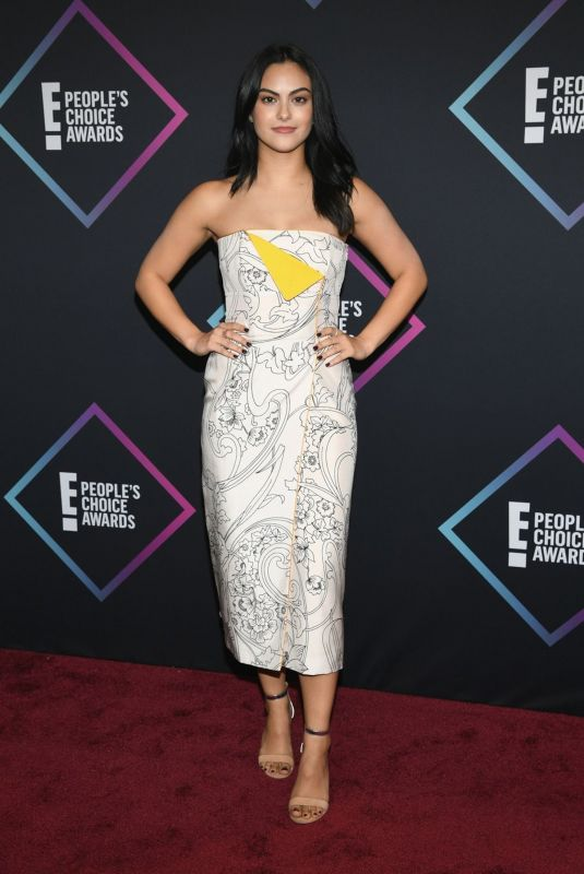 Camila Mendes At People