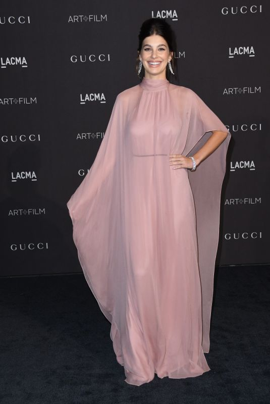 Camila Morrone At The 2018 LACMA Art + Film Gala in LA