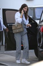 Camila Morrone Seen in Beverly Hills