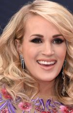 Carrie Underwood At 52nd annual CMA Awards at the Bridgestone Arena in Nashville