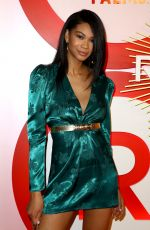 Chanel Iman At Revolve Hosts 2nd Annual Revolve Awards at Palms Casino Resort in Las Vegas