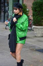 Charli XCX Out in New York
