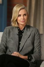 Charlize Theron At Variety
