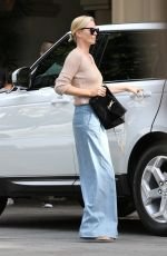 Charlize Theron Out in Beverly Hills