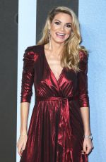 Charlotte Jackson Attends the European premiere of Creed 2 held at the BFI Imax in London