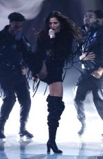 Cheryl Tweedy Performs at The X Factor, London
