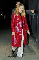 Chloe Grace Moretz At night out in NYC