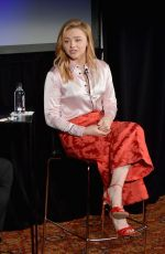 Chloe Grace Moretz At Vulture Festival Presented By AT&T - DAY 1 in Hollywood