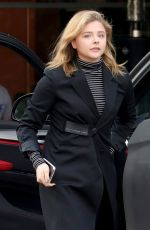 Chloe Grace Moretz Out in Beverly Hills