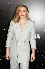 Chloe Moretz At 2018 Museum of Modern Art Film Benefit: A Tribute To Martin Scorsese in New York