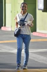 Christina Milian Out in Studio City