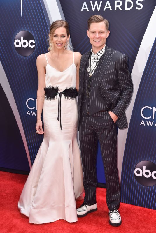 Christina Murphy At 52nd Annual CMA Awards, Nashville