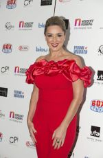 Claire Sweeney At Nordoff Robbins Championship Boxing Dinner in London