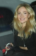 Clara Paget At Chanel No. 5 party at Annabel