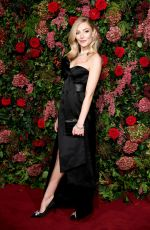 Clara Paget At Evening Standard Theatre Awards, London